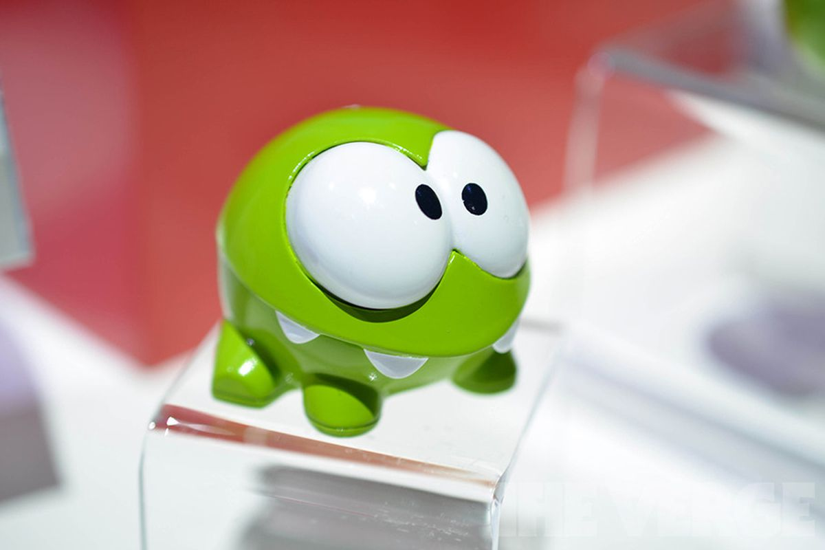Cut The Rope: Experiments Now Available for Android