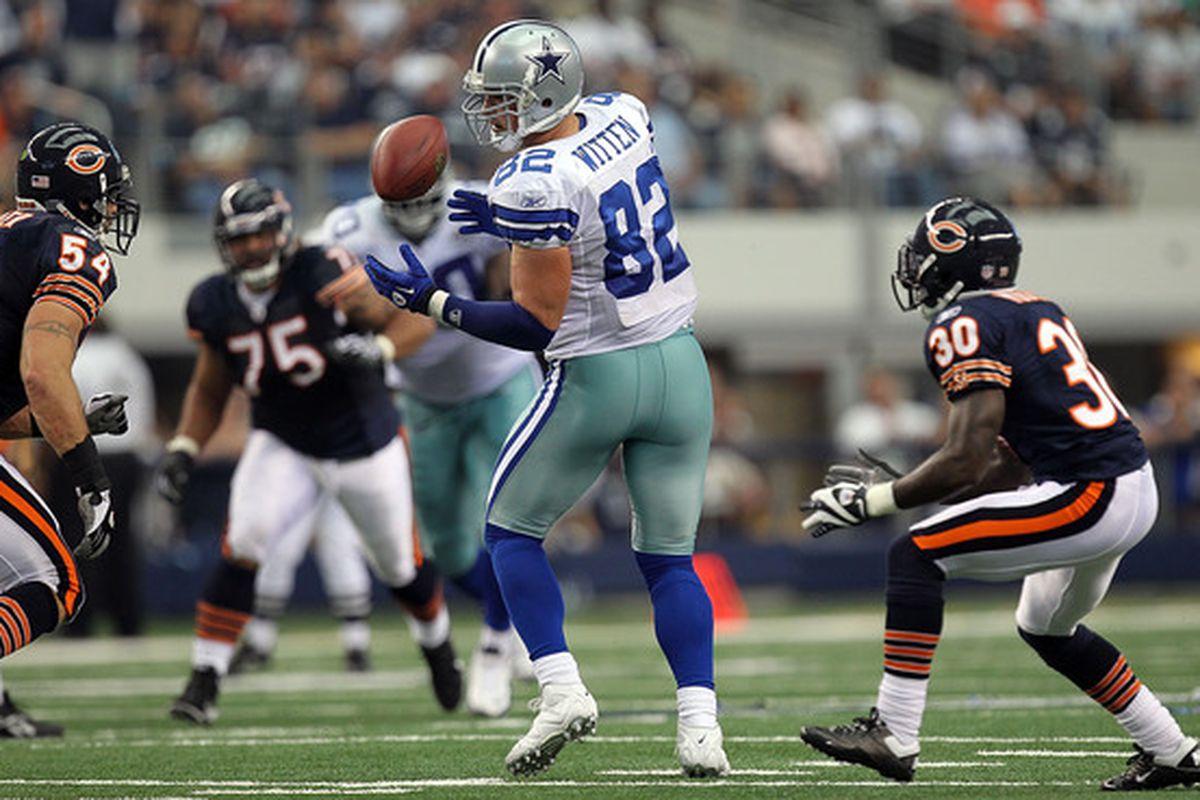 Cowboys Vs. Bears: Dallas Falls, 34-18, Behind 5