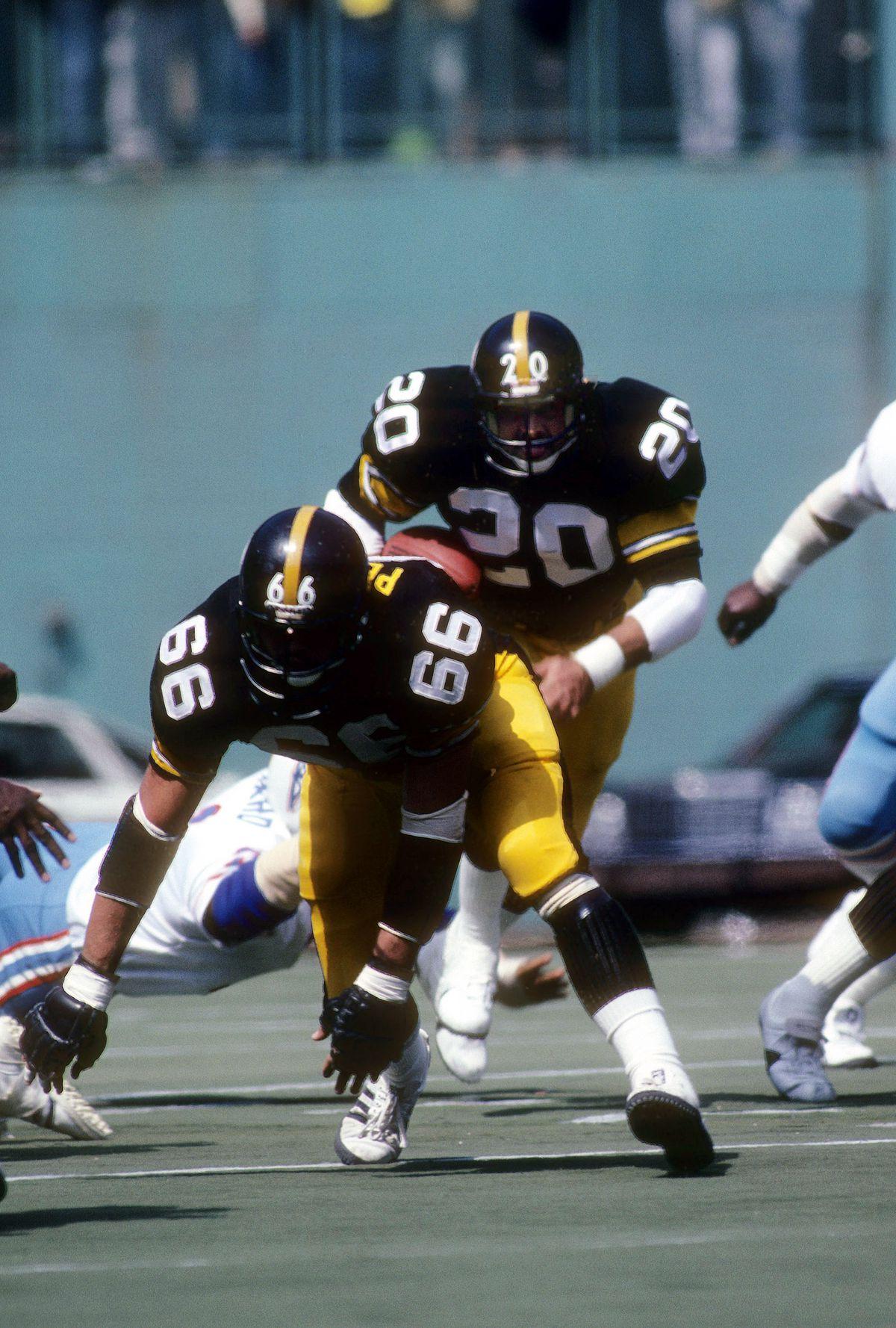 Houston Oilers v Pittsburgh Steelers