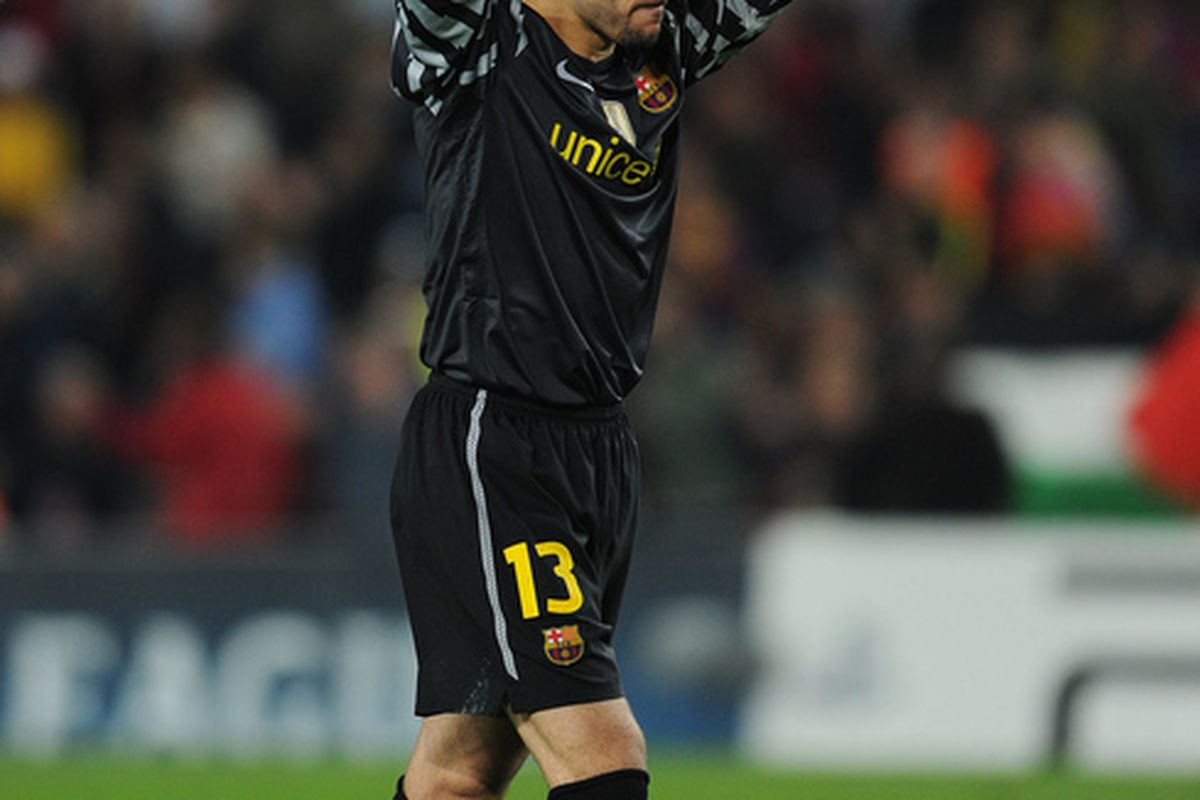 There is no official word if Pinto will play against Almería