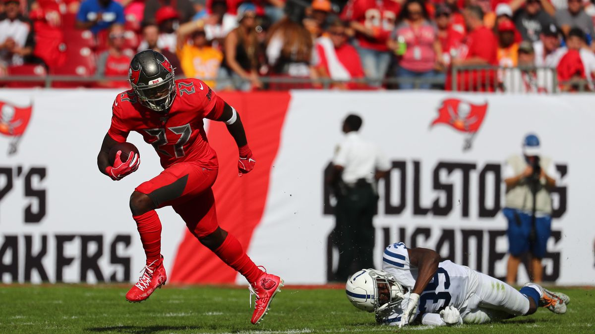 NFL: Indianapolis Colts at Tampa Bay Buccaneers