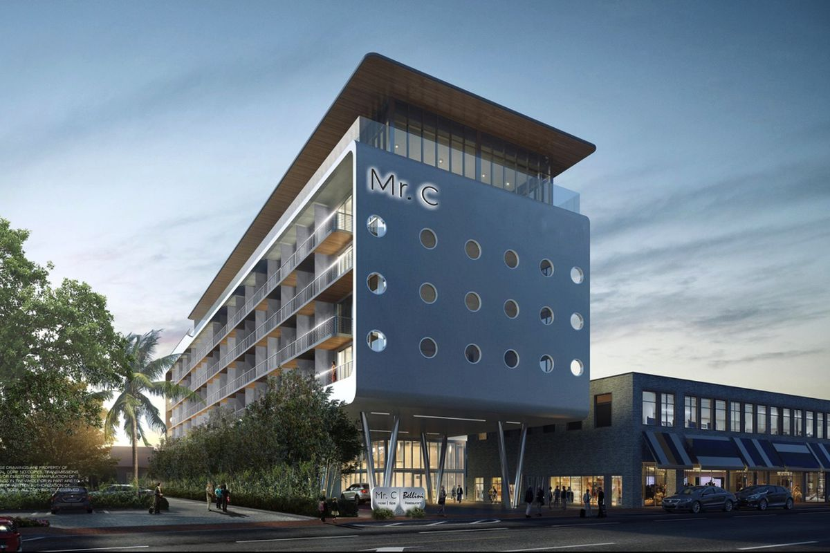 Mr C Hotel Heads To Coconut Grove Curbed Miami
