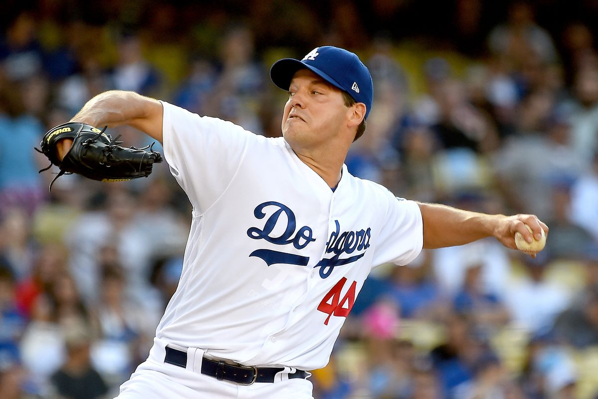 Rich Hill continues strong pitching in Dodger win - True Blue LA