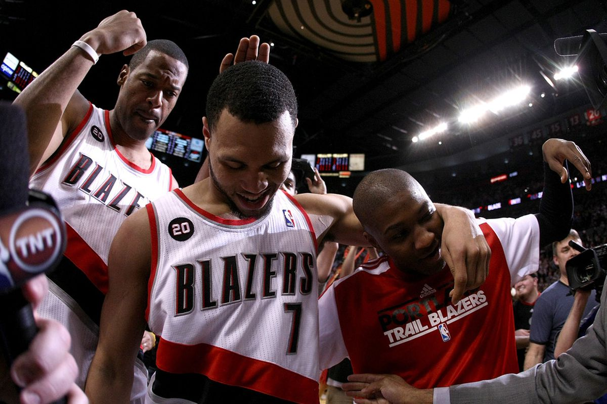 Clyde Drexler Brandon Roy and the What Ifs of Trail Blazers Lore