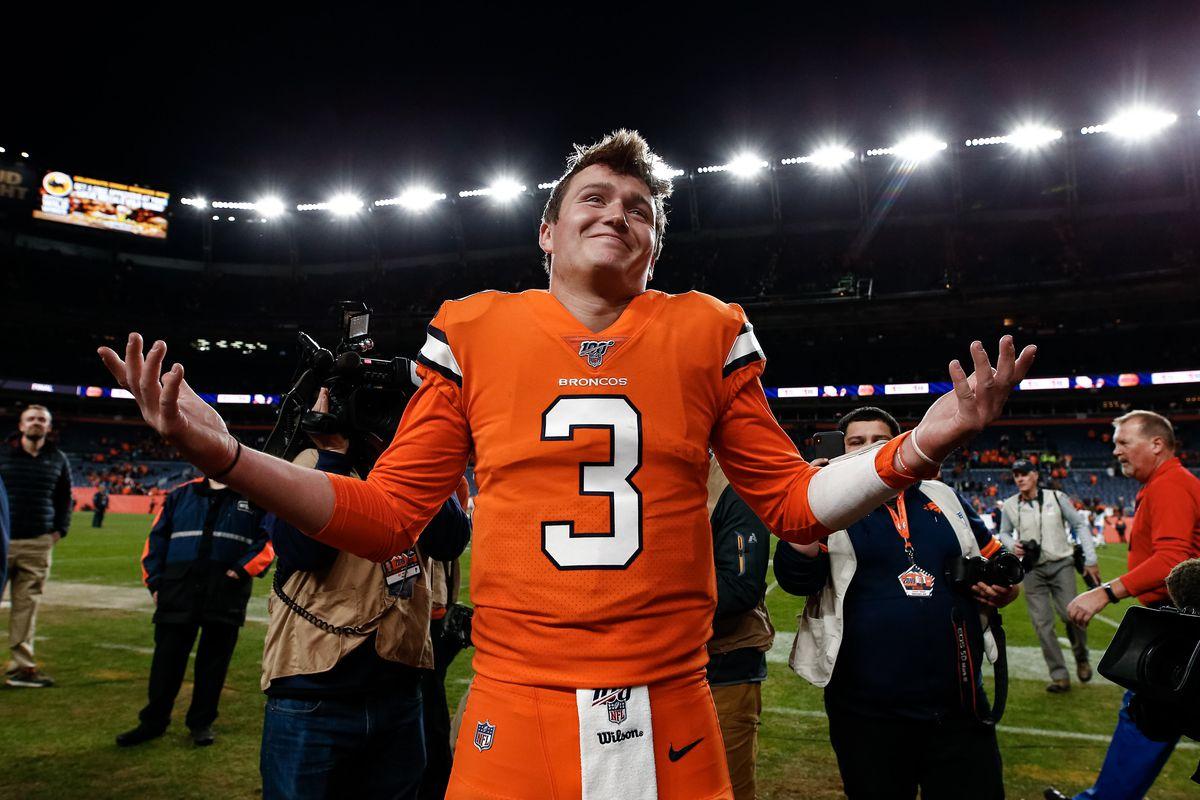 NFL: Detroit Lions at Denver Broncos