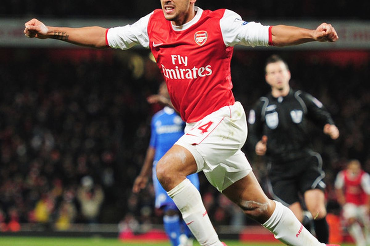 Theo Walcott on the right wing was Arsenal's key to neutralising Ashley Cole.