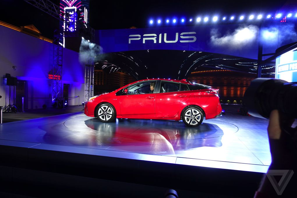 Toyota Just Launched An All New Prius And It Looks