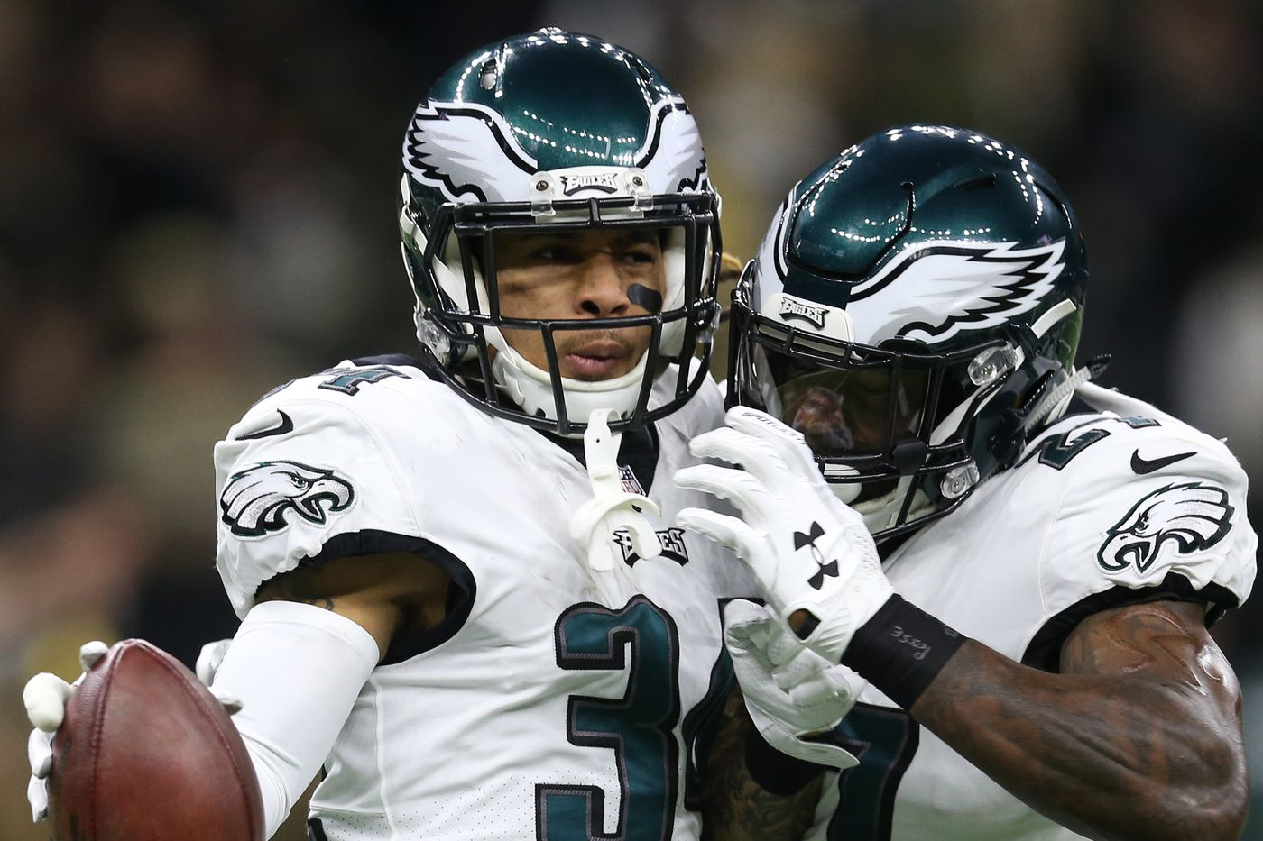 outlet store 98c33 bf48f Eagles News: Cre'Von LeBlanc ranks as the highest graded ...