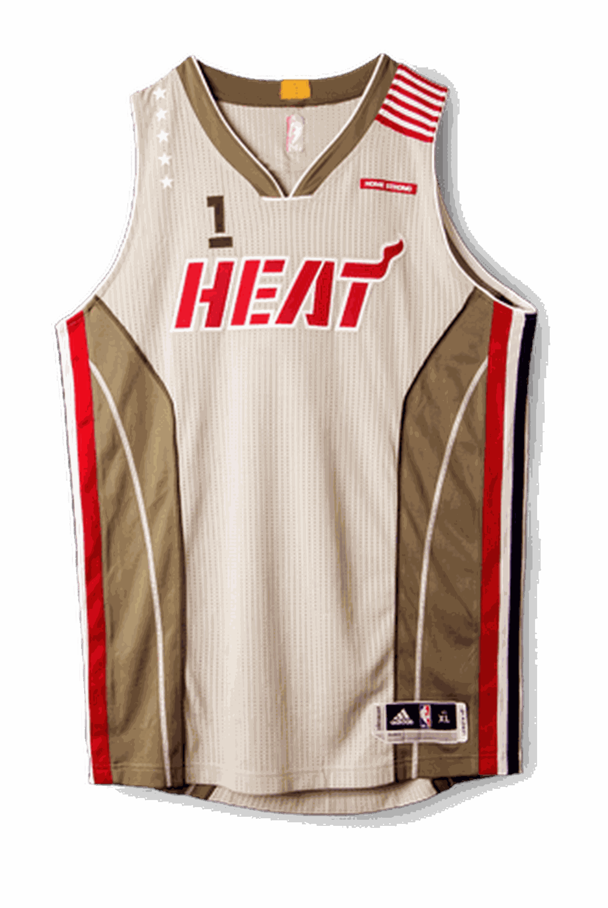 Miami Heat unveil new jerseys for 2015-16 season - Hot Hot ...