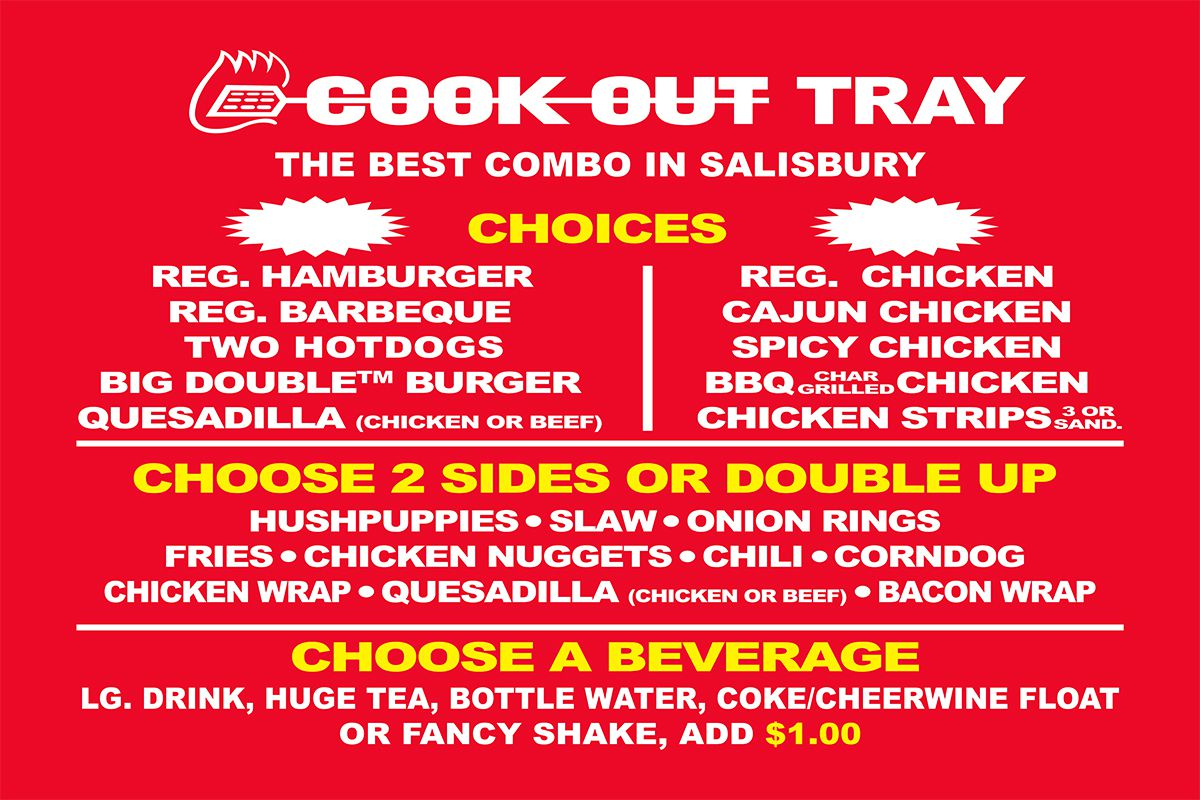 cookout is now open in starkville! - for whom the cowbell tolls
