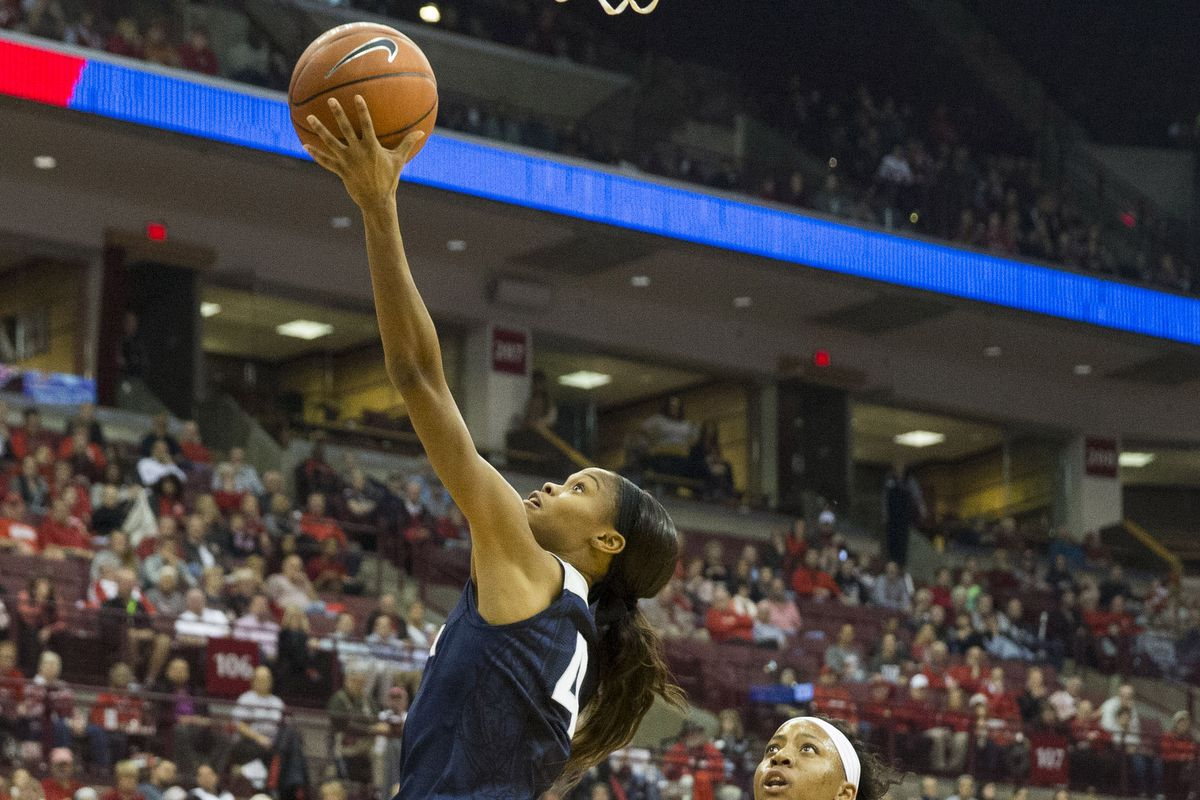 Moriah Jefferson finished with 21 points, 4 assists, 3 rebounds, and 2 steals.