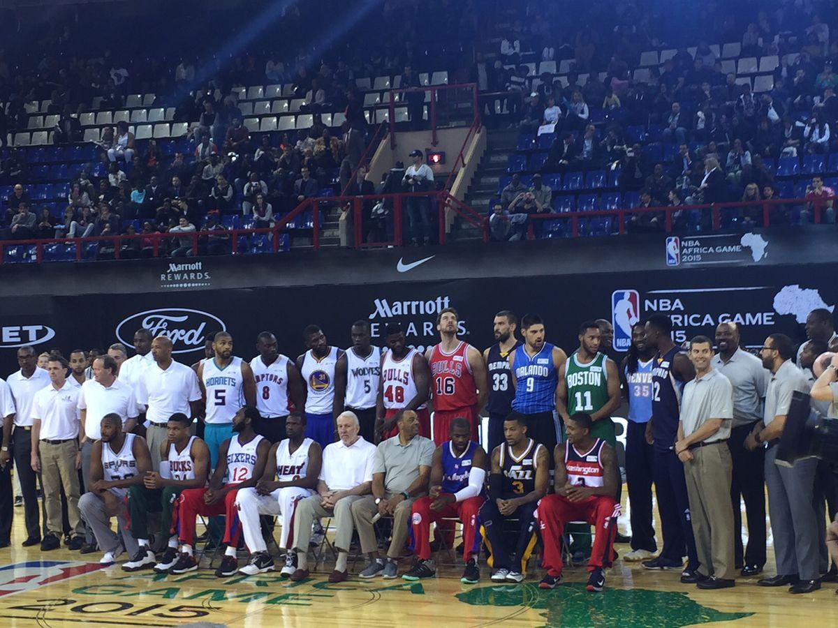 Team photo africa