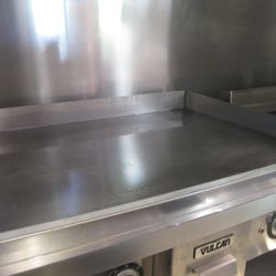 The company's first grill top.