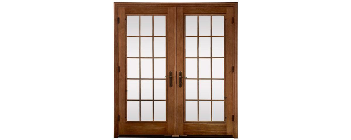 Colonial Doors Lighting Style
