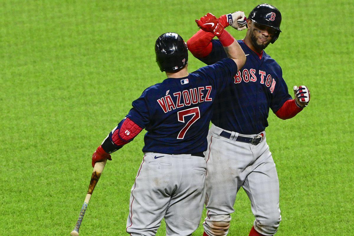 MLB: Boston Red Sox at Baltimore Orioles