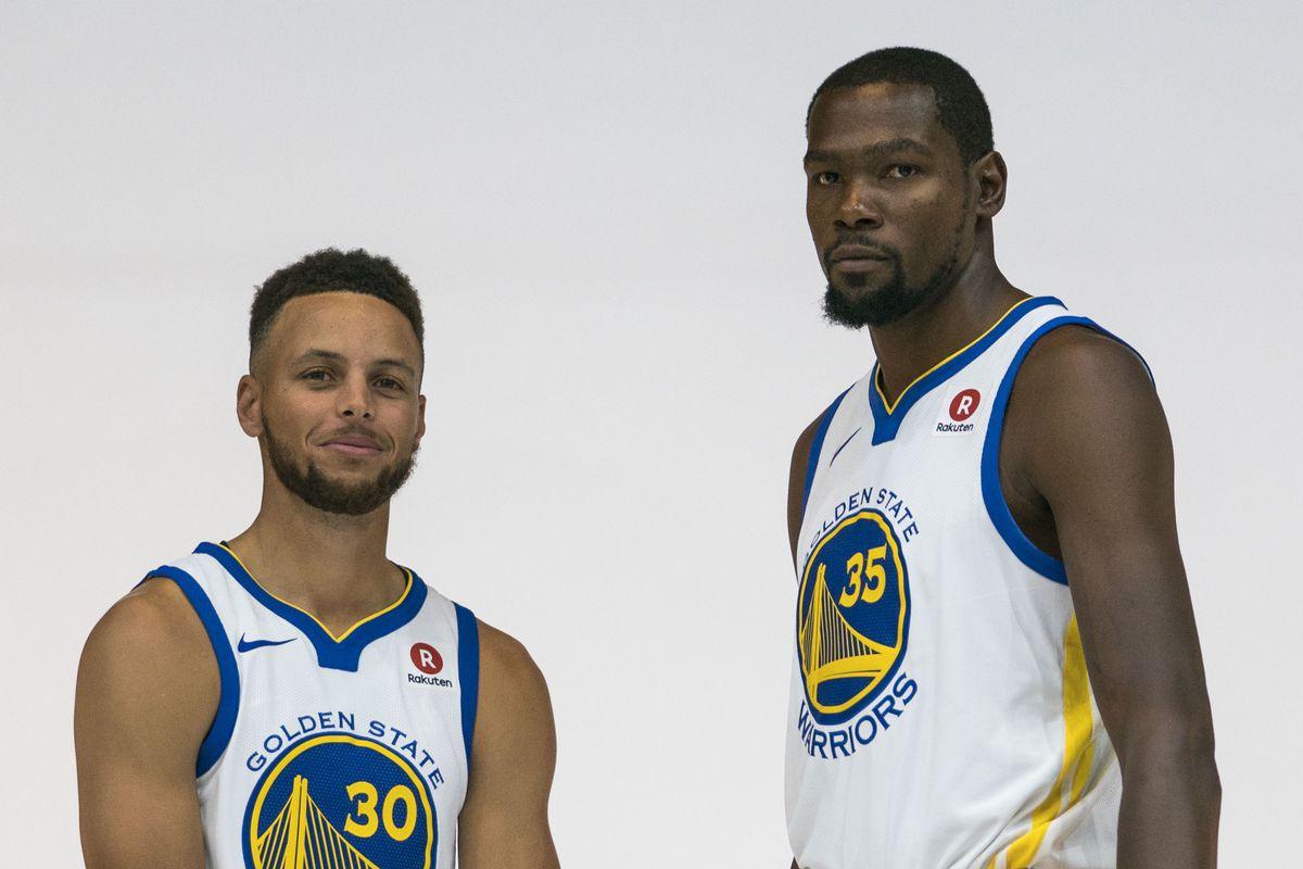 NBA: Golden State Warriors-Media Day