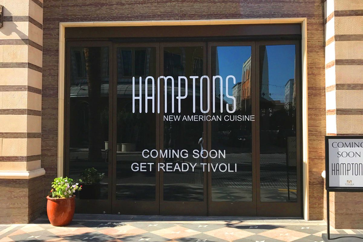 Hamptons Tivoli Village