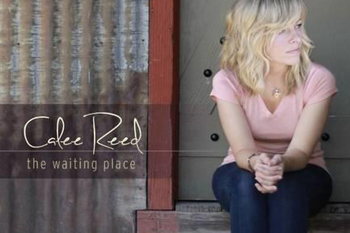 """""""The Waiting Place,"""" the debut album from Calee Reed."""