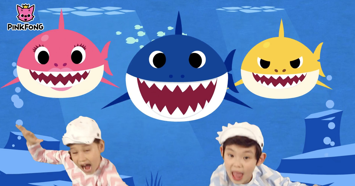 'Baby Shark Dance' tops 'Despacito' as most viewed YouTube ...