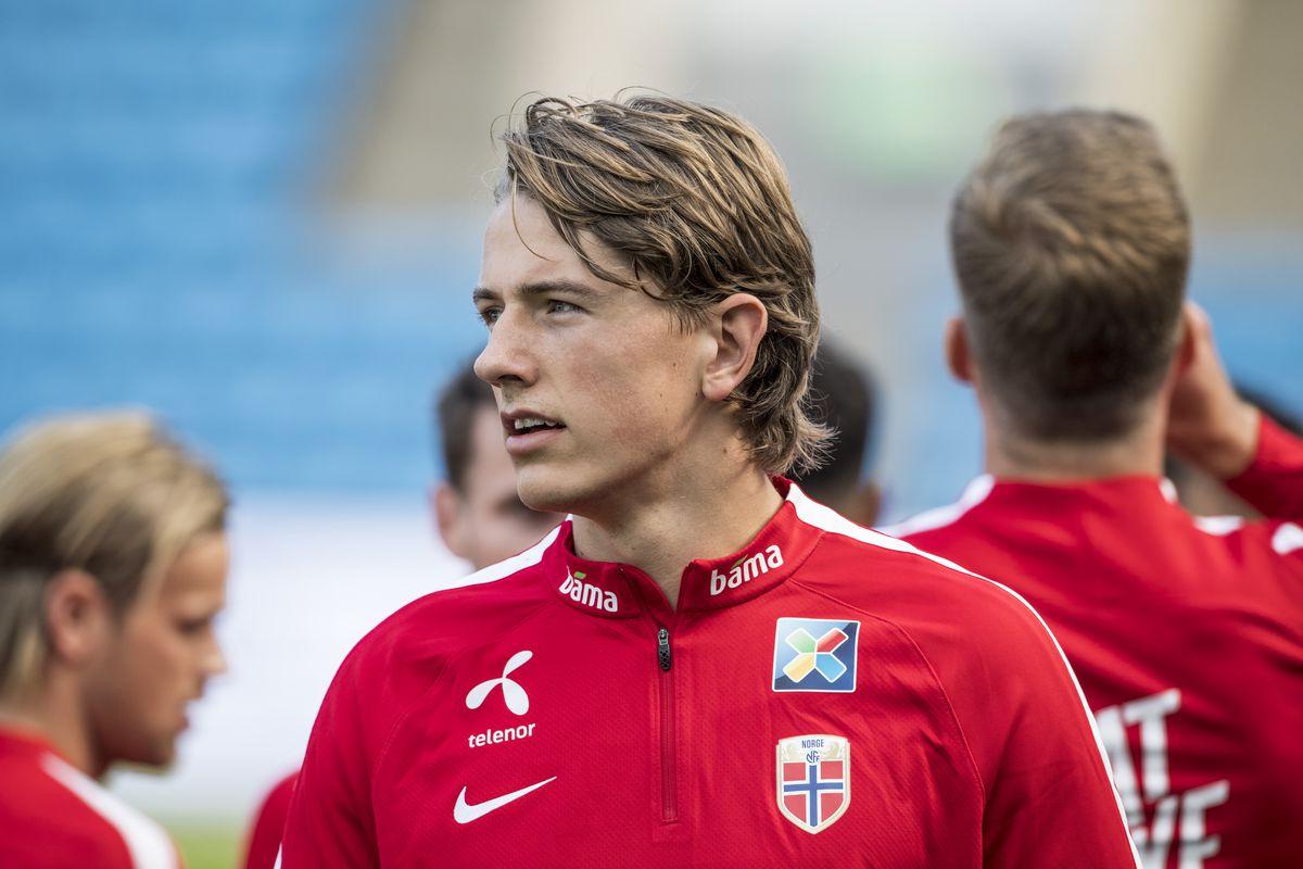Norway Training Session, NFF, Nike, Herrelandslaget