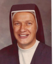 Sister Joanne Whalen of the Daughters of Charity order. | Family photo