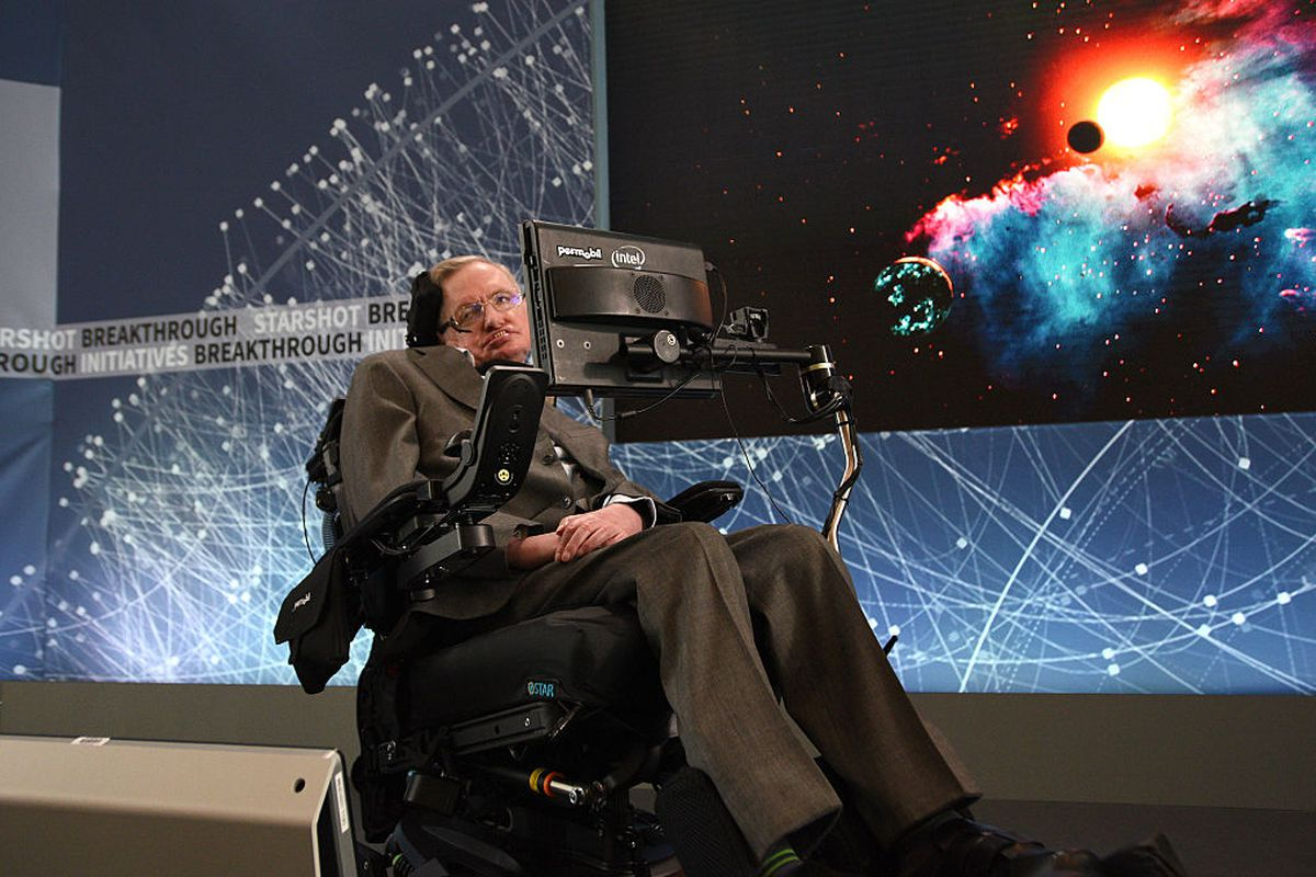 Stephen Hawking S Warning It S Time To The Hell Off Planet