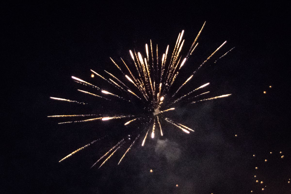 More people have been complaining about fireworks at night during the coronavirus outbreak.