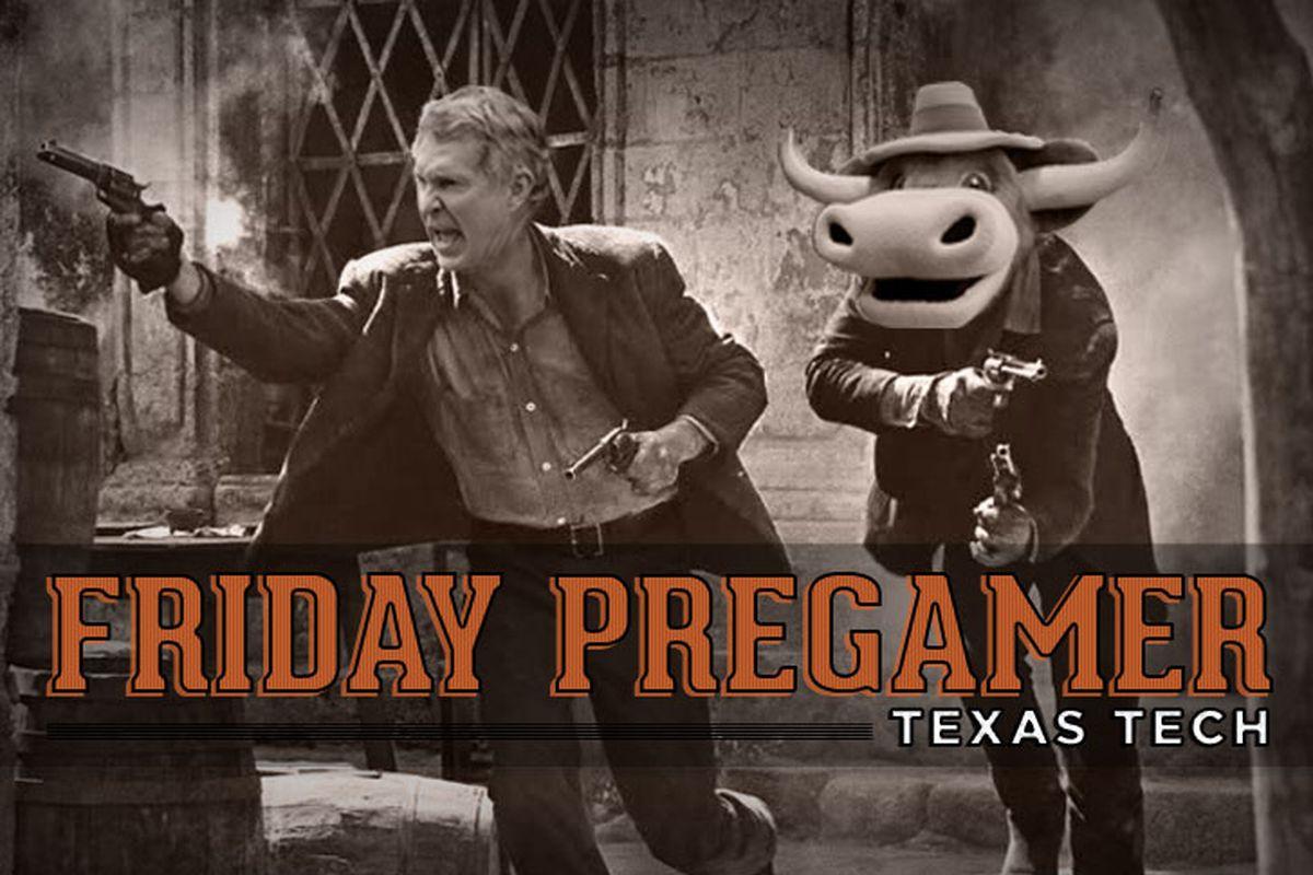 93c086b36 Friday Pregamer: Texas Longhorns vs Texas Tech Red Raiders - Barking ...