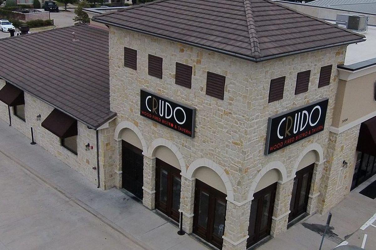 The existing Crudo in Frisco