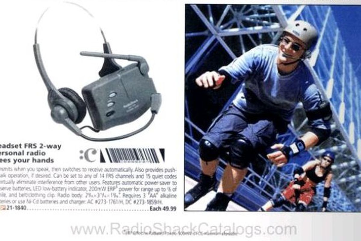 radioshack catalog 2002