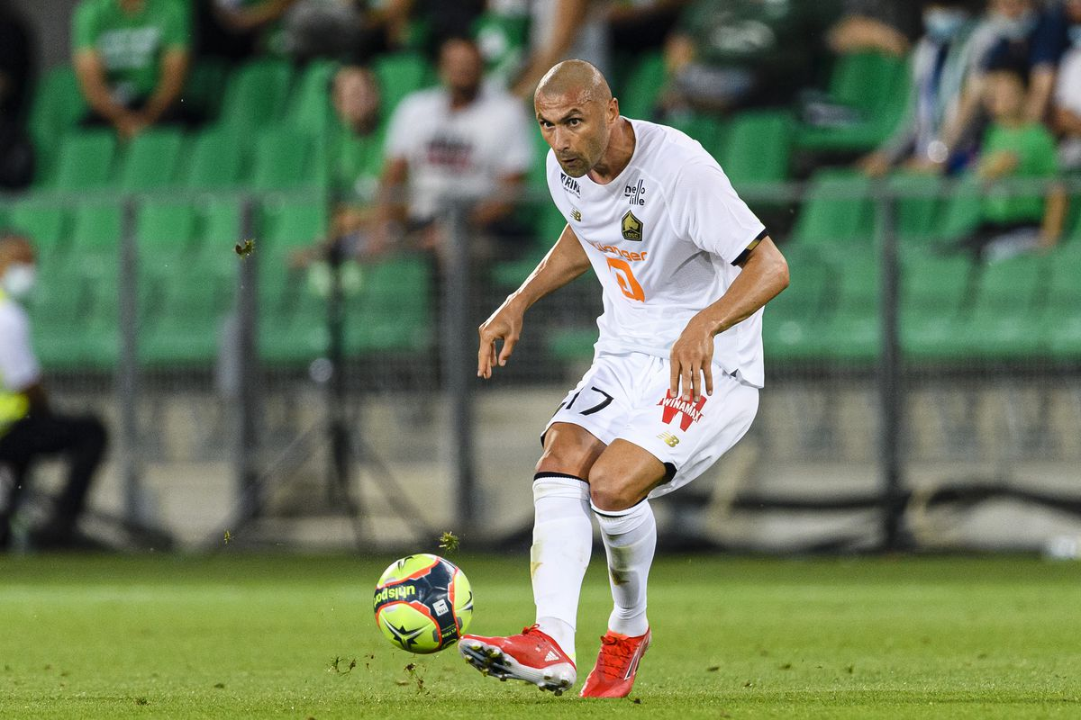 AS Saint-Etienne v Lille OSC - Ligue 1 Uber Eats