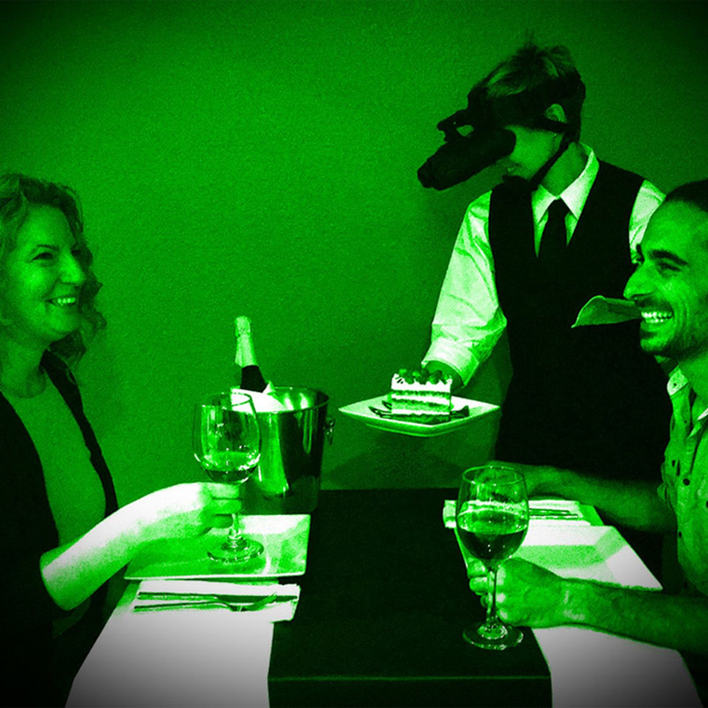 What To Expect At Blackout Dining In The Dark Eater Vegas