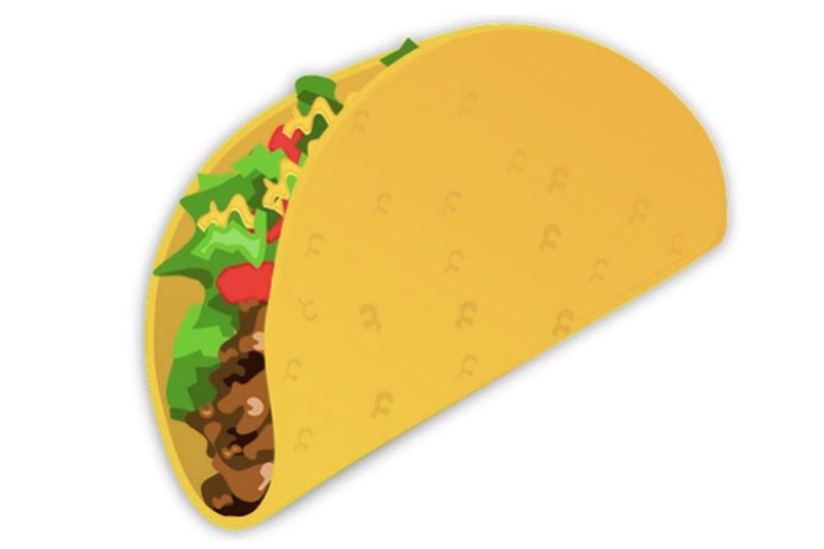 The Taco Emoji Is Here Eater