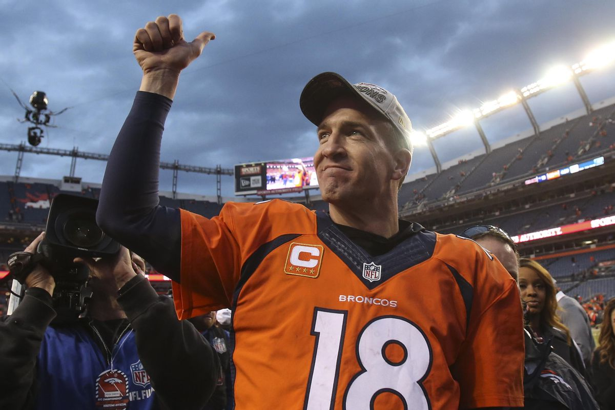 You are duty-bound to support this man during the Super Bowl.