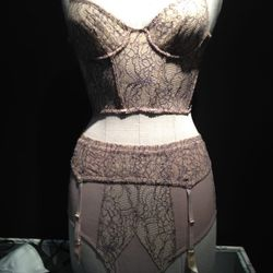 Corselette and Panty Set, $158 and $126 (Originally $395 and $315)