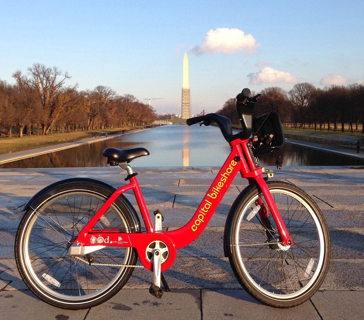 dc bikeshare