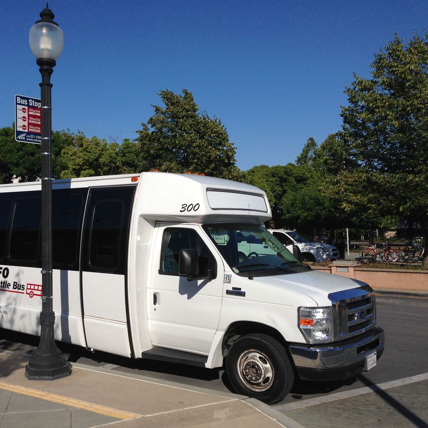 Tech shuttles are SF's biggest rental amenity, says