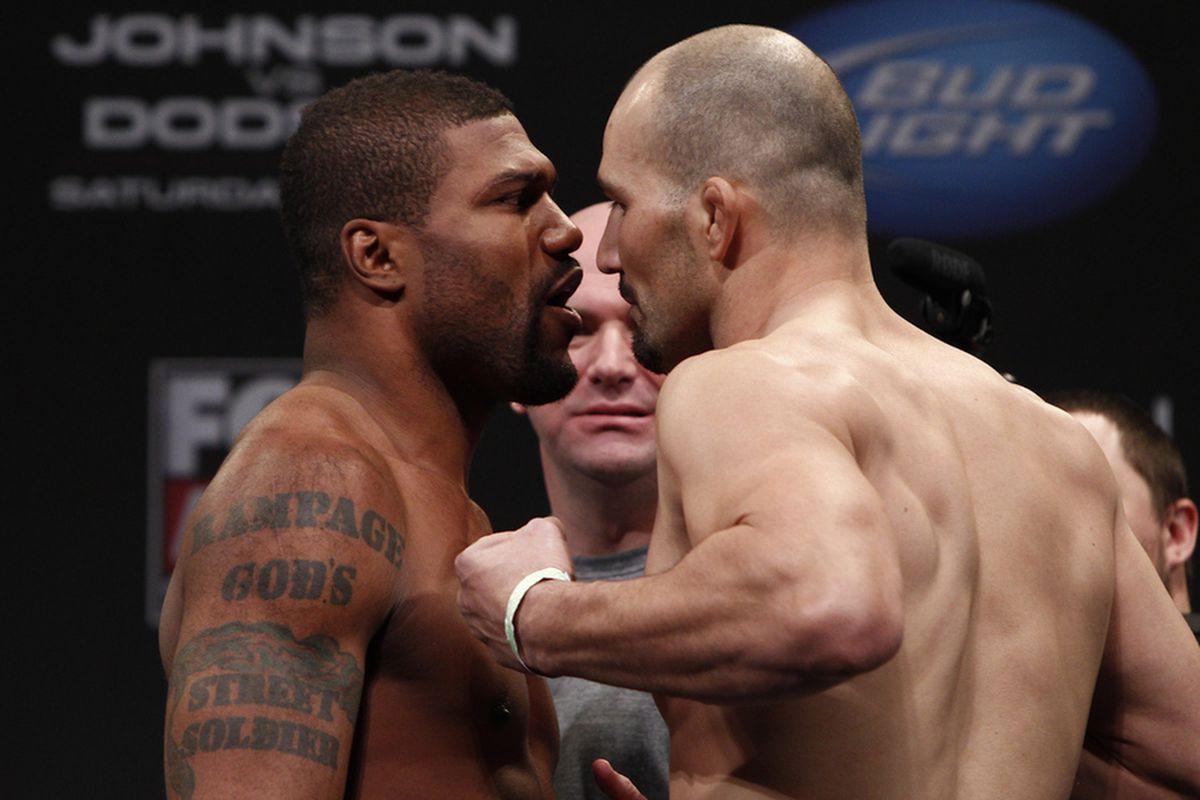 Ufc On Fox 6 Fight Card Quinton Jackson Vs Glover Teixeira Fight