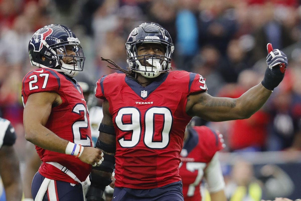2017 Pro Bowl Rosters: It's Jadeveon Clowney For The Texans, And ...