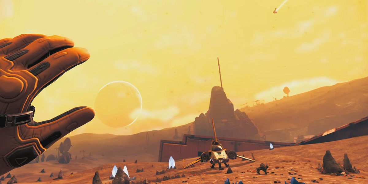 No Man's Sky getting full VR support on PS4 and PC - Polygon