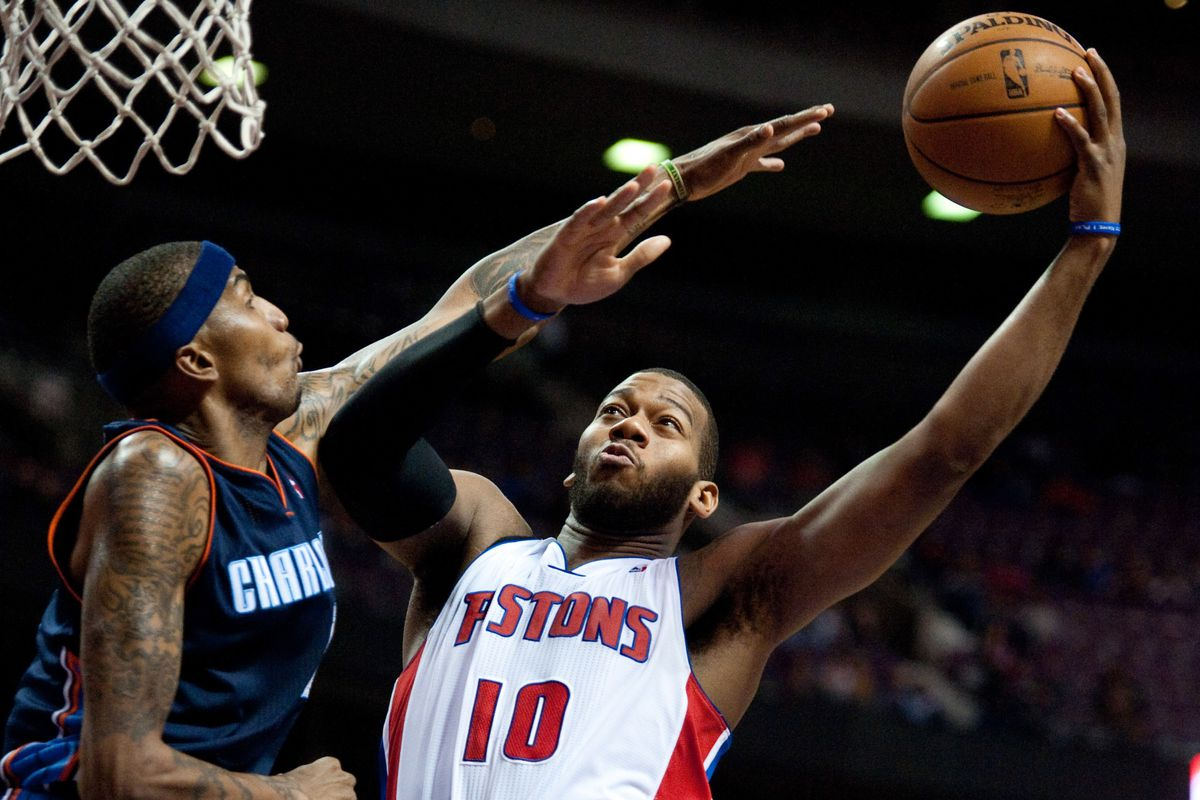Greg Monroe will need to continue his strong play against the Bobcats.