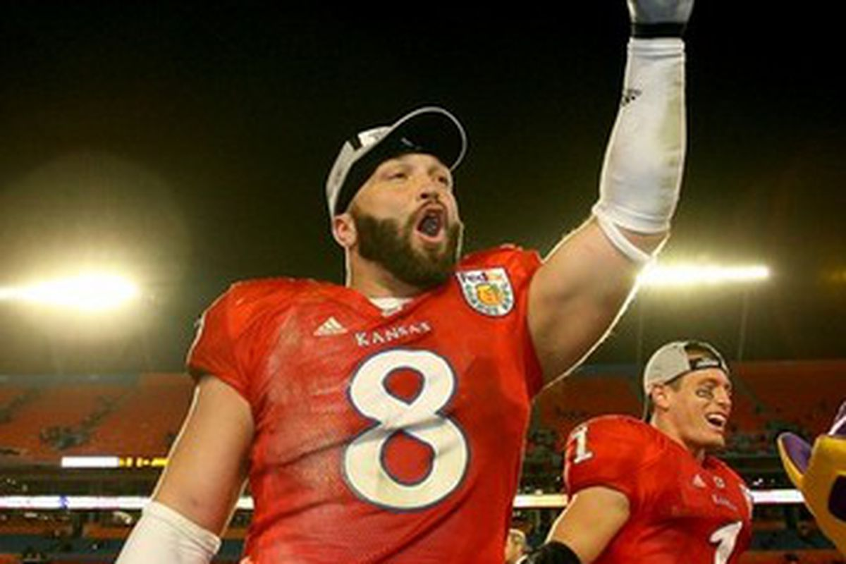Jayhawk linebacker Joe Mortensen will tryout with the Buffalo Bills