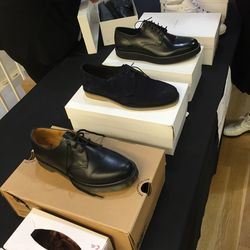 Doc Martens $95, other shoes $125