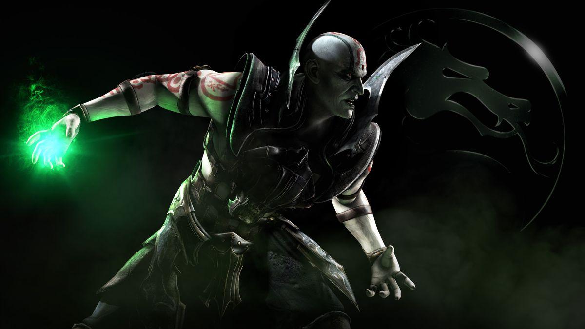 Mortal Kombat X - Quan Chi art 1920