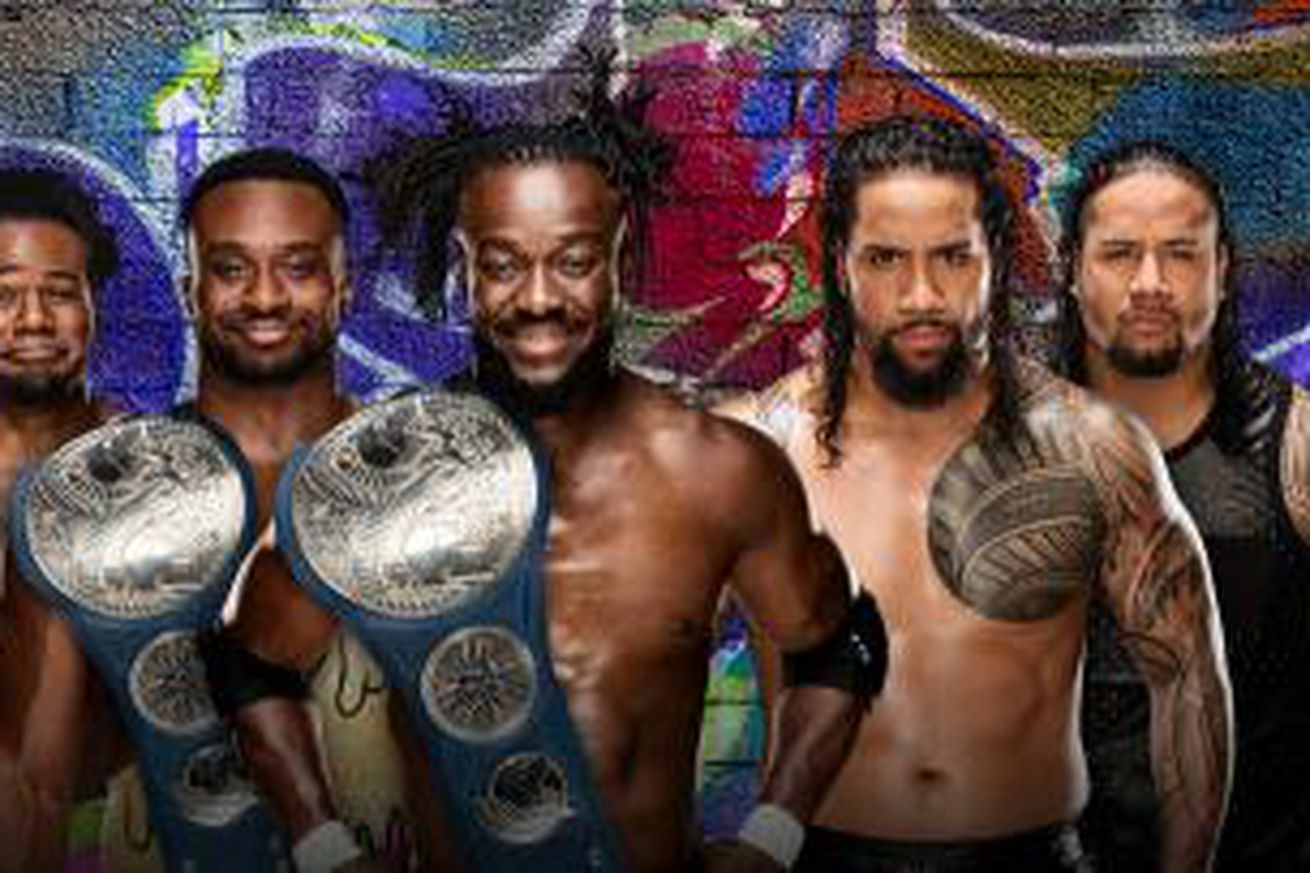 Image result for The usos vs. new day summerslam