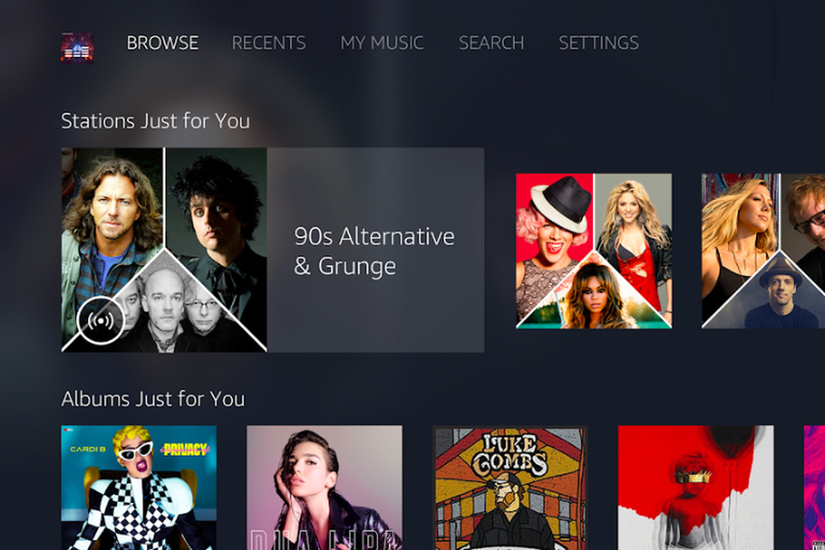 Amazon Music will soon be available for Android TV - The Verge