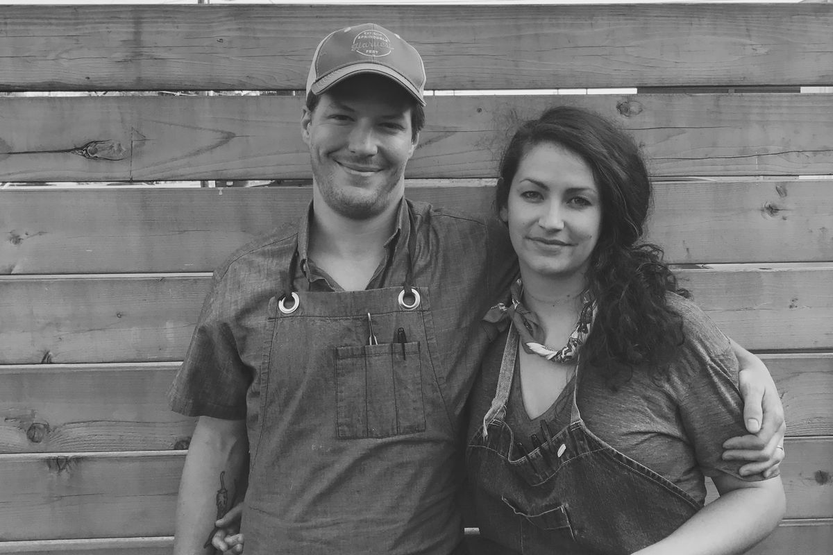 Bradley Nicholson and Susana Querejazu of Barley Swine