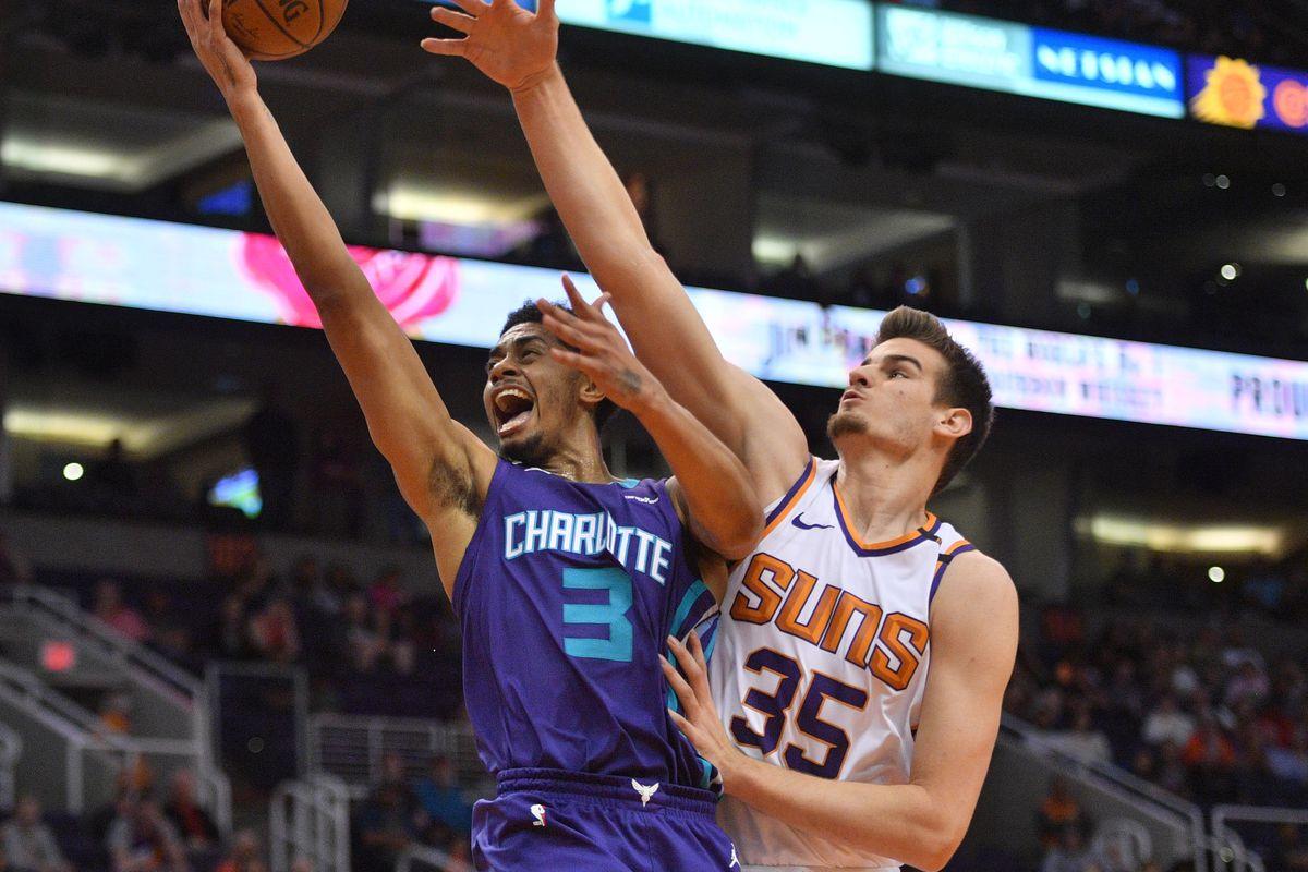 NBA: Charlotte Hornets at Phoenix Suns