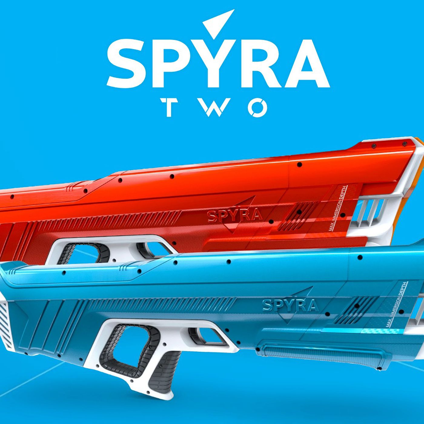 Spyra Has A New Digital Water Blaster That Looks Like It Ll Blow The Original Away The Verge