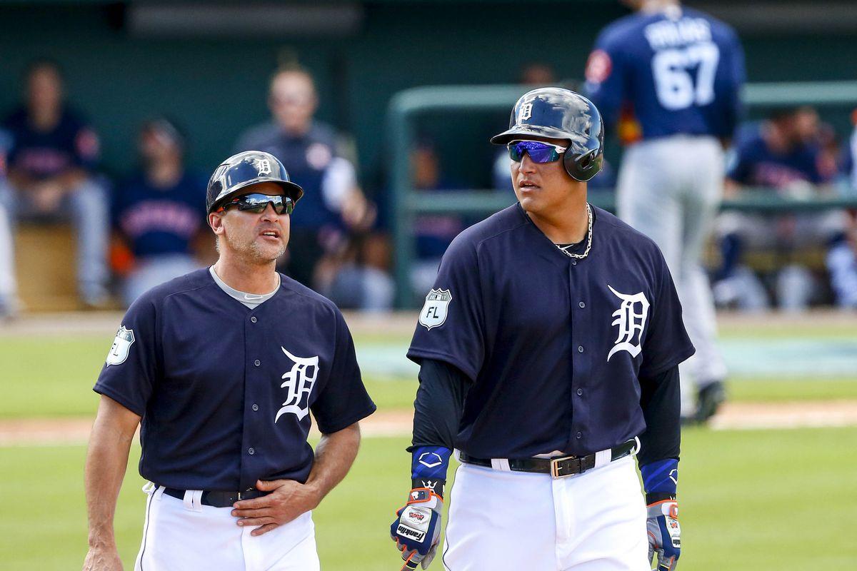 MLB: Spring Training-Houston Astros at Detroit Tigers